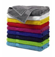 Terry Bath Towel ADLER fürdőlepedő unisex, fehér