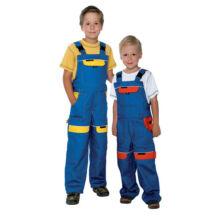 COOL TREND kantáros gyermek nadrág, kék/piros