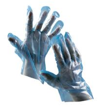 DUCK BLUE kesztyű PE kék 500db