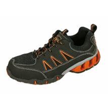 CODDA S1P SRA cipő, barna