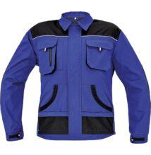 FF CARL BE-01-002 kabát royal/fekete