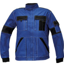 MAX SUMMER kabát kék/fekete