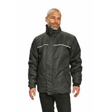 DRUMONE 4in1 kabát, fekete