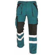 MAX REFLEX nadrág zöld/fekete