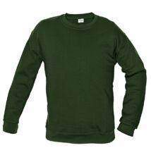 TOURS pulóver üveg, zöld