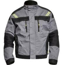 URAN kabát, szürke/fekete