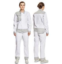 MONTROSE LADY kabát, fehér/szürke
