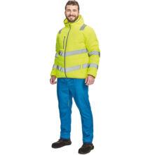 MONTROSE HV kabát, sárga