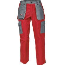 MAX EVO LADY nadrág, piros/szürke