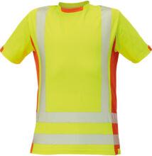 LATTON HV trikó, sárga/narancs