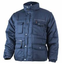 POLENA-SLEEVE kabát, kék