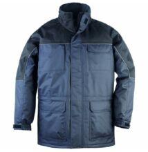 RIPSTOP 4/1 kabát, sötétkék/fekete