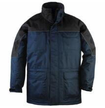 RIPSTOP kabát, sötétkék/fekete
