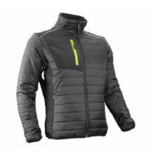 SUMI mikro ripstop bélelt téli dzseki, fekete