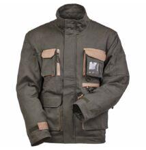SNIPER elite kabát, zöld/bézs