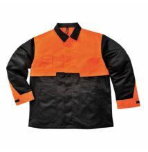 CH10 Oak kabát, fekete/narancs