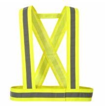 HV55 Hi-Vis vállpánt, sárga