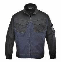 KS10 Chrome Kabát, sötétkék/fekete