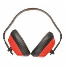 PW40 Hagyományos fülvédő, piros