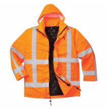 R460 RWS kabát, narancs