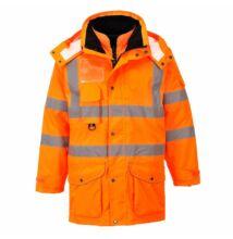 RT27 Hi-Vis 7-in-1 kabát GO/RT