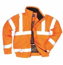 RT62 Jól láthatósági lélegző dzseki, narancs
