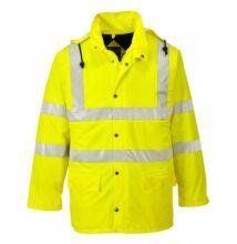 S490 Sealtex bélelt kabát, sárga