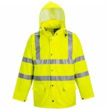 S491 Sealtex béleletlen kabát, sárga