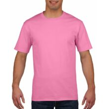GI4100 PREMIUM COTTON® ADULT T-SHIRT, Azalea