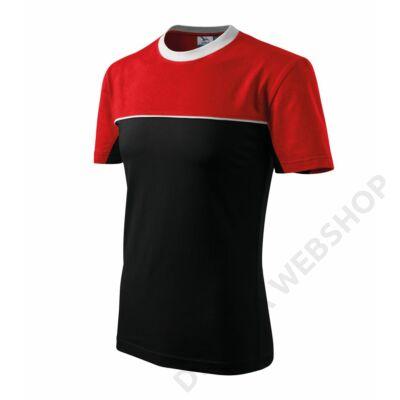 Colormix Pólók unisex, fekete