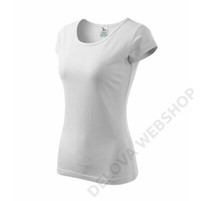 Pure Pólók női, fehér