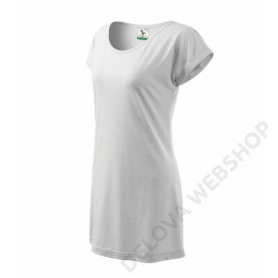 Love ADLER póló/ruha női, fehér