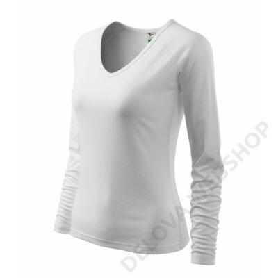 Elegance Pólók női, fehér