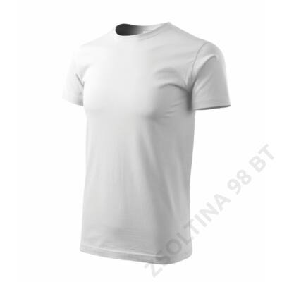 Basic Pólók férfi, fehér