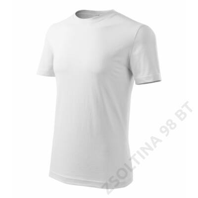 Classic New Pólók férfi, fehér