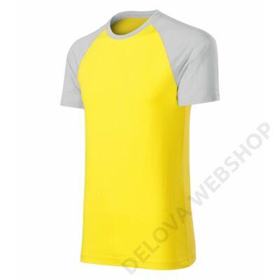 Duo Pólók unisex, sárga