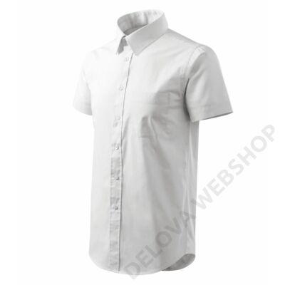 Shirt short sleeve ADLER ing férfi, fehér