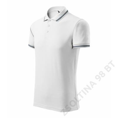 Urban Galléros póló férfi, fehér