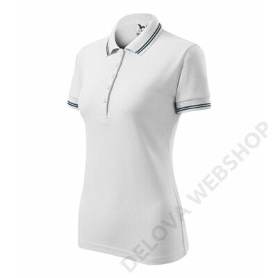 Urban Galléros póló női, fehér