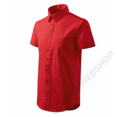 Shirt short sleeve Ing férfi, piros