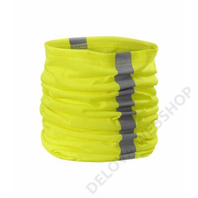 HV Twister Kendő unisex, fényvisszaverő sárga