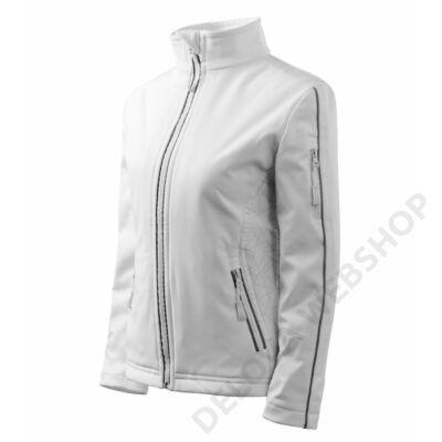 Softshell Jacket Jacket női, fehér