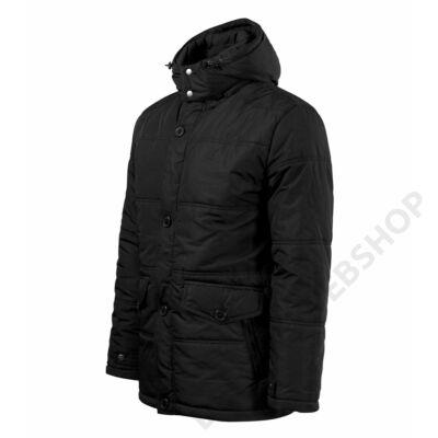 Nordic Jacket férfi, fekete