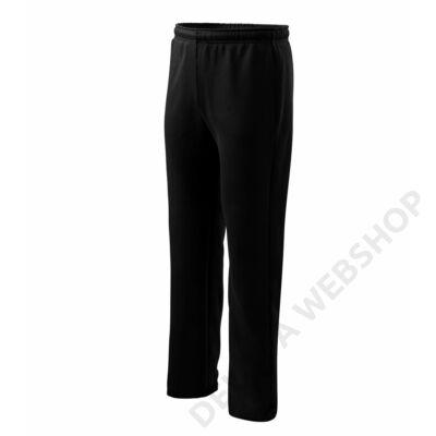 Comfort ADLER nadrág férfi/gyerek, fekete