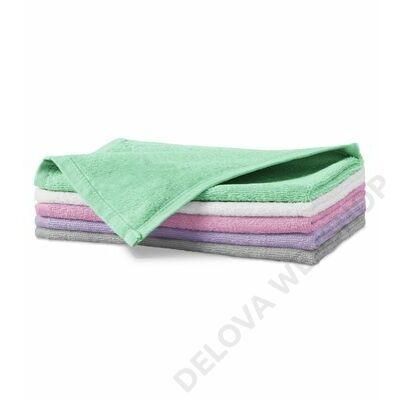 Terry Hand Towel Kis törülköző unisex, fehér
