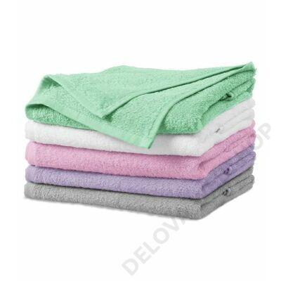 Terry Bath Towel Fürdőlepedő unisex, fehér