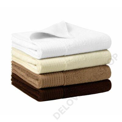 Bamboo Towel Törülköző unisex, fehér