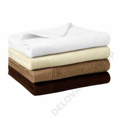 Bamboo Bath Towel Fürdőlepedő unisex, fehér