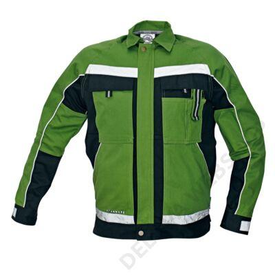 STANMORE kabát, zöld/fekete