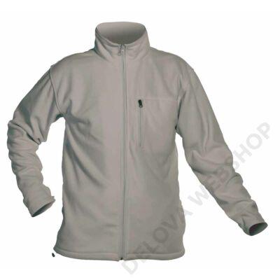 KARELA polár kabát, szürke
